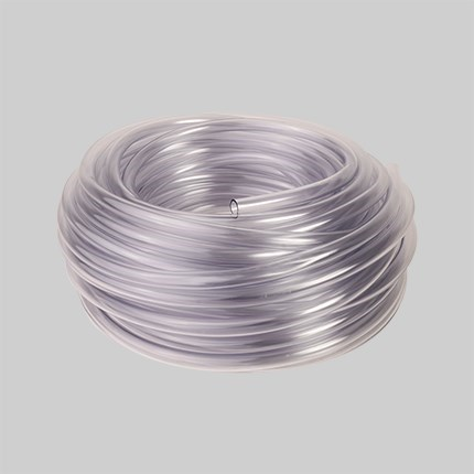 TUBING CLEAR VINYL 5/8inx100ft, item number: 7-58