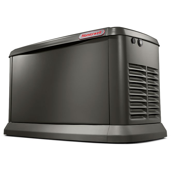 GENERATOR STANDBY 22KW WITH WI-FI HONEYWELL