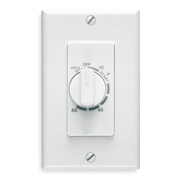 CONTROL SPEED 6amp WHITE BROAN