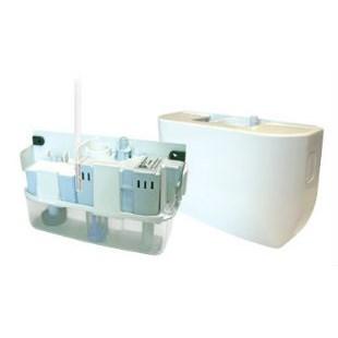 CONDENSATE PUMP WALL MOUNT 100 - 250v MINI SPLIT, item number: ASP-MW-UNI
