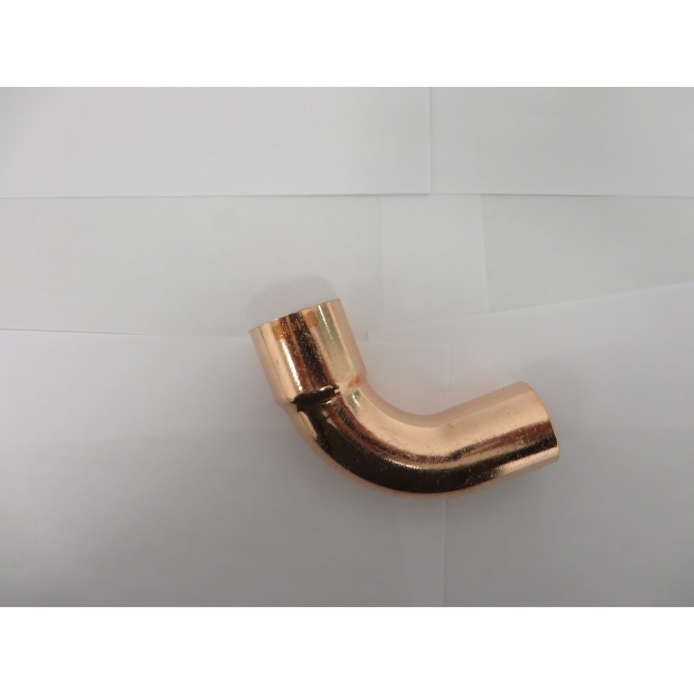 "5//8/"" C x 5//8/"" Ftg 90-Degree Copper Street Elbow"