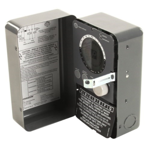 DEFROST TIMER ELECTRONIC UNIVER SAL REPL 120/230/1 PARAGON