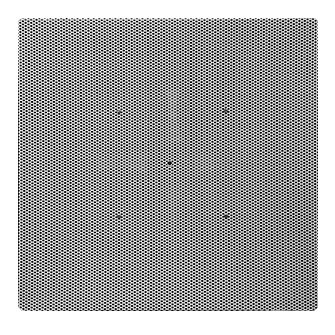 "DIFFUSER SUPPLY PERFORATED 24""x24"" WHITE ACCORD"