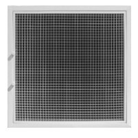 ! GRILLE FILTER EGGCRATE T-BAR INSULATED R6 ACCORD (4), item number: 9862424R6