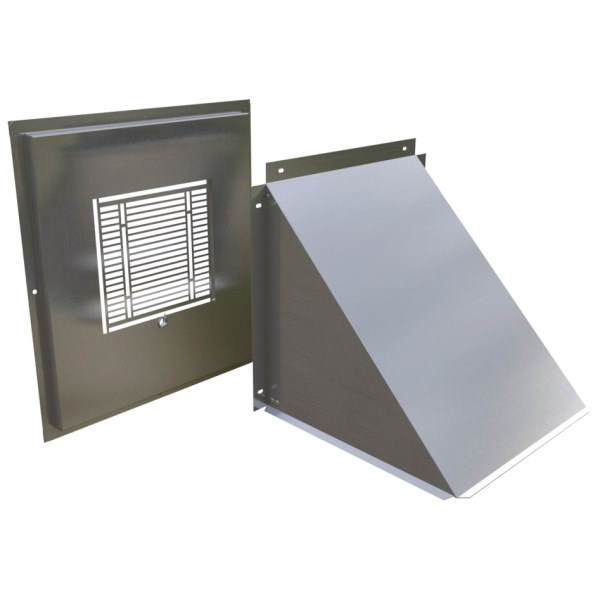 HOOD OUTSIDE AIR 580J016 MICRO METL