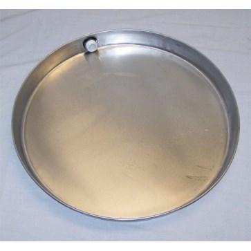 """PAN WATER HEATER ALUMINUM 26"""" C&S (10)"""