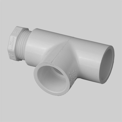 TEE CLEAN OUT PVC 3/4in S, item number: B0348