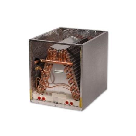 COIL UNPAINTED 2 TON CASED 17in WIDE R410 TXV ASPEN (20), item number: CC24A24-175L-023