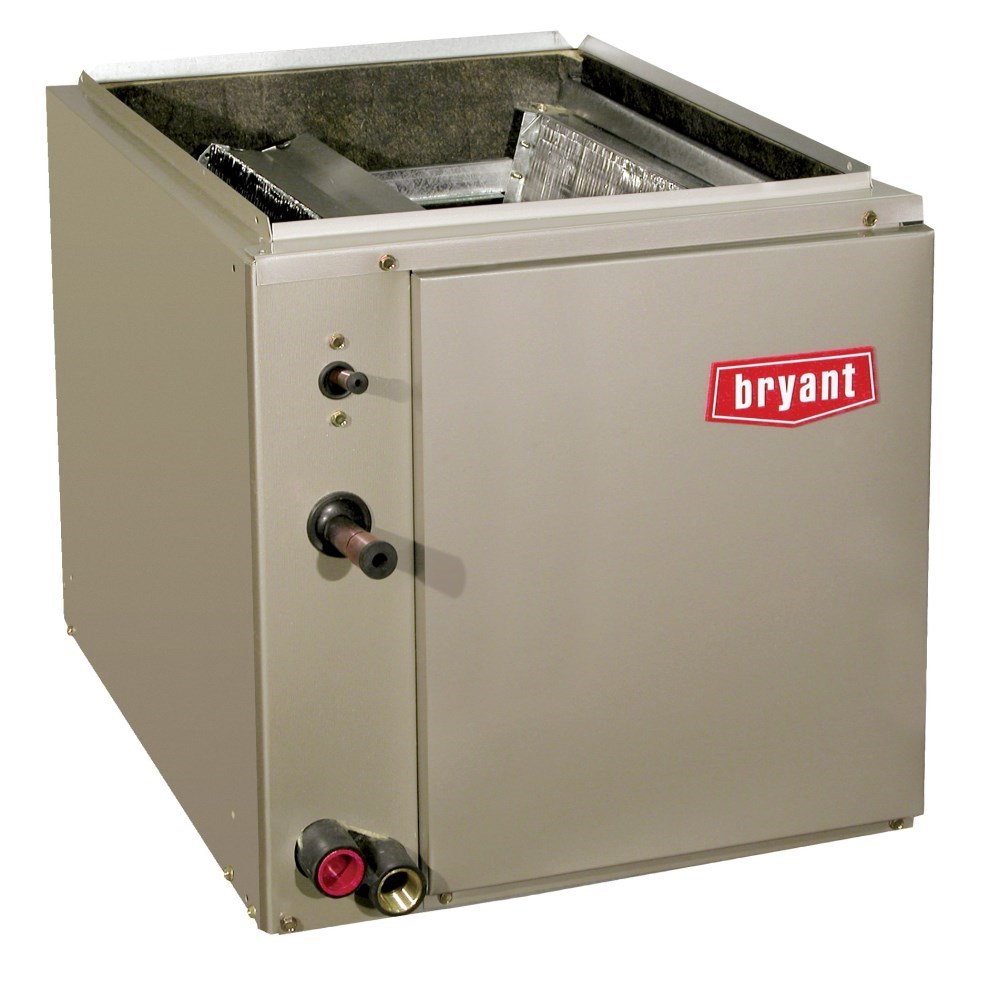N COIL CASED 1-1/2 TON 17in ALUMINUM WITH PURON TXV BRYANT, item number: CNPVP1917ALA
