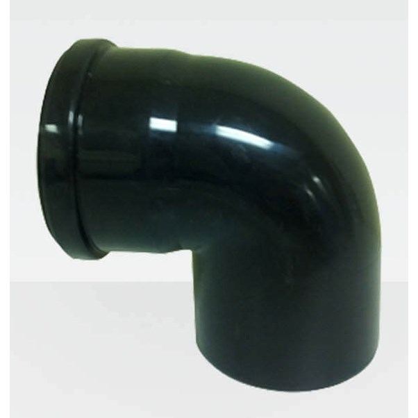 ELBOW 3in 87 DEGREE POLYPROPYLENE CENTROTHERM (12), item number: ISELL0387
