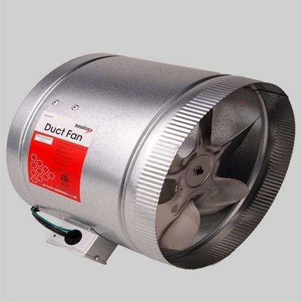 FAN BOOSTER 650cfm 10in UL LISTED (2), item number: CSR-10