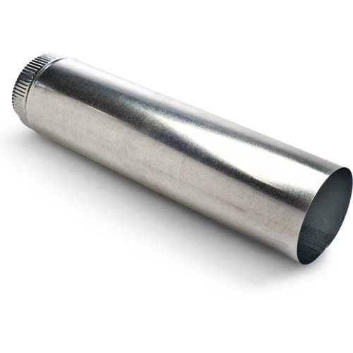 PIPE GALV 4inx24in 26 ga HEATING & COOLING (5), item number: D26-4X24