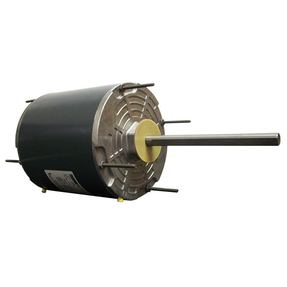 MOTOR FAN CONDENSER 1/2HP 1 SPEED 208/230v D7907 FASCO, item number: D907
