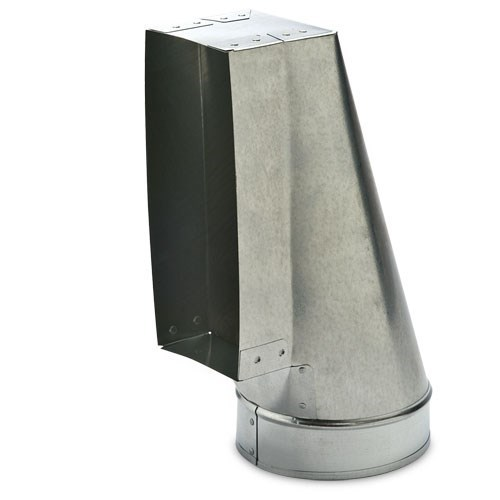 """BOOT CENTER END 4""""x12""""x6"""" HEATING & COOLING (25)"""