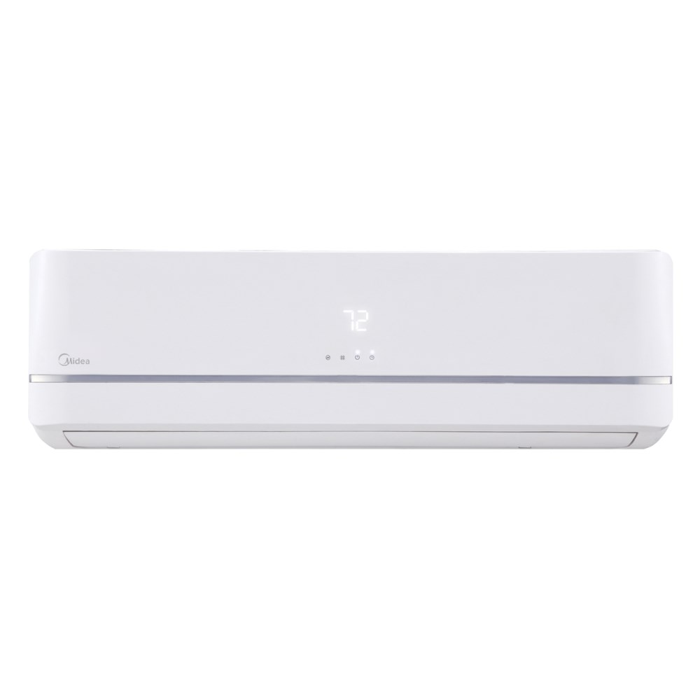 HEAT PUMP WALL UNIT 9 mbh 208/230/1 EXCEL MIDEA, item number: DHMSHAQ09XA3