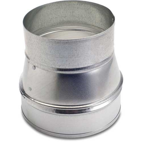 REDUCER TAPERED 10inx6in 26 ga (24), item number: DTP-10X6