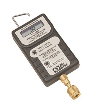 DIGITAL HAND HELD MICRON GAUGE IN CASE J/B IND VACUUM
