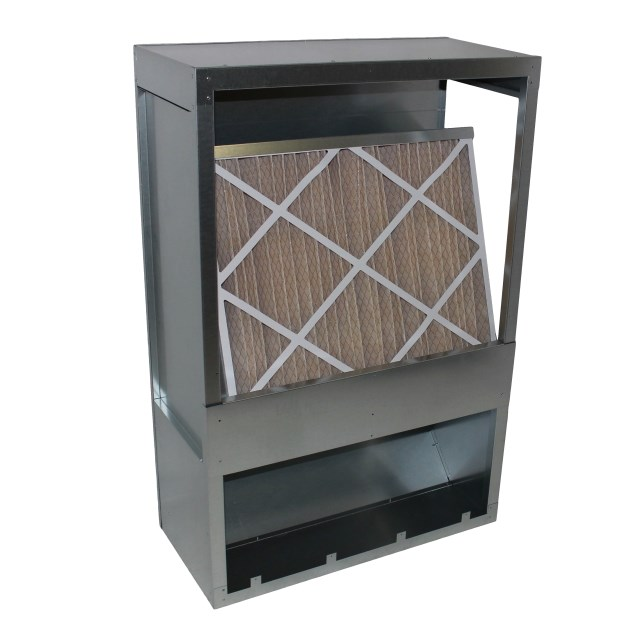 HOUSING FILTER SIMPLEX BOX 3-1/2 - 5 TON INCLUDES FILTER, item number: FB2843-M8