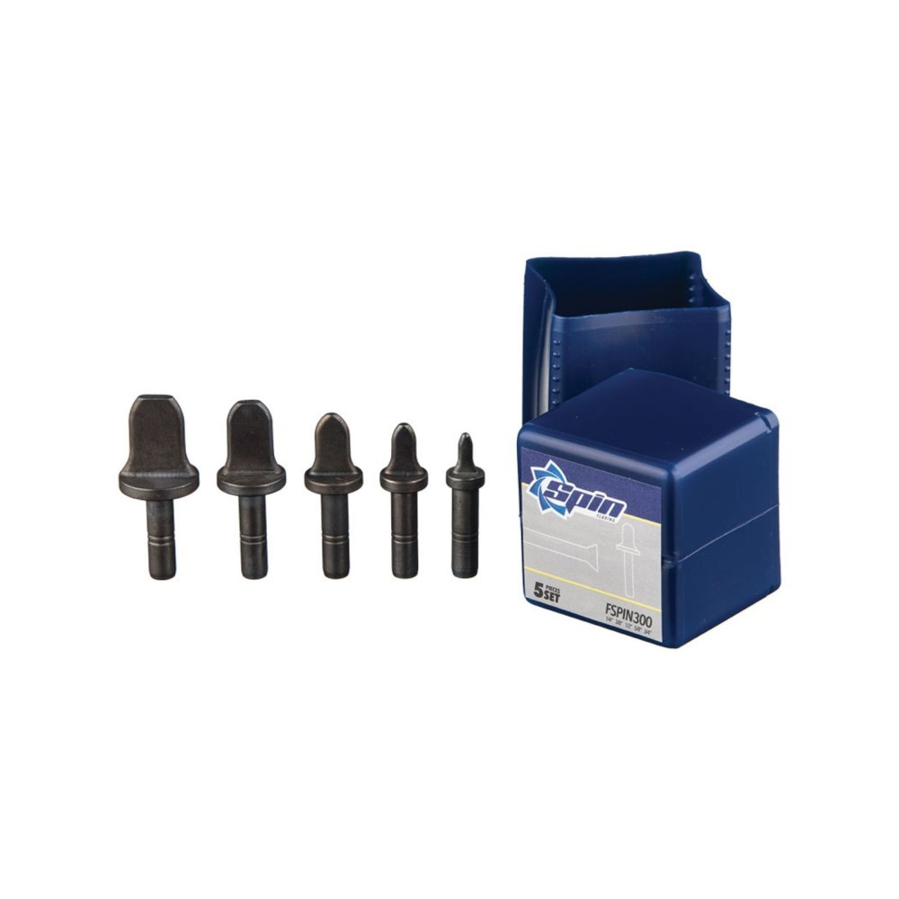 FLARING SPIN 5 TOOLS PER SET UP TO 3/4in CIMPORT, item number: FSPIN300