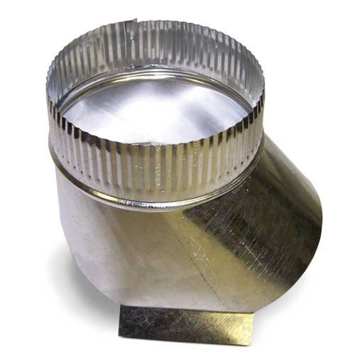 TAP SHOE SPIRAL GALV 6in FOR 6in THRU 10in PIPE (6), item number: GALVST-6