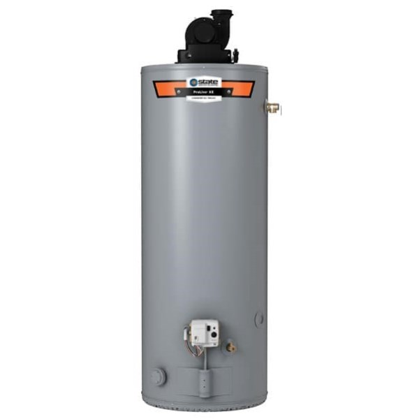 WATER HEATER 40 gal 40 mbh NAT GAS POWER VENT STATE (4)