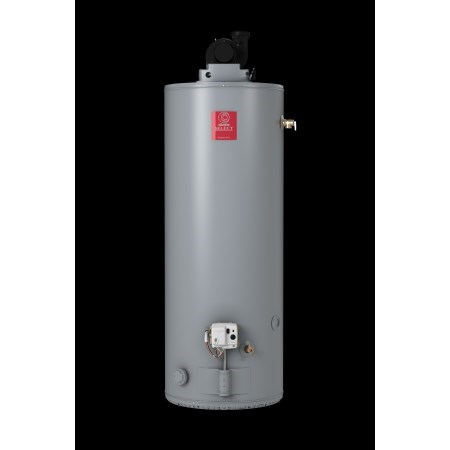 WATER HEATER 50 gal 62 mbh LP GAS POWER VENT STATE