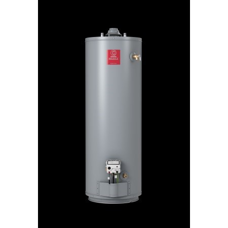 WATER HEATER 50 gal 60 mbh NAT GAS SIDE MOUNT STATE