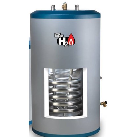 INDIRECT FIRED WATER HEATER 80 gal UTICA, item number: H2OI80UB