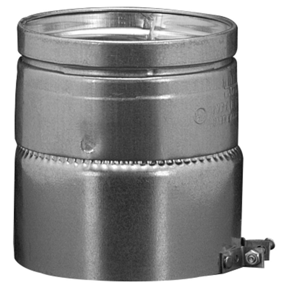 """ADAPTER PIPE B VENT 4"""" HART & COOLEY (6)"""