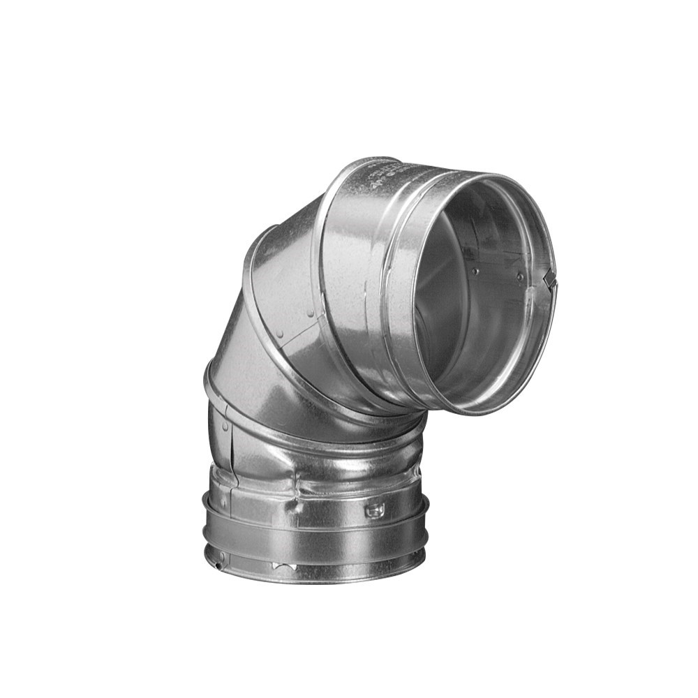 ELBOW ADJUSTABLE B VENT 8in HART & COOLEY 90 DEG (4), item number: 8REA90