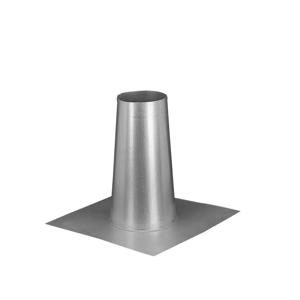 "FLASHING CONE TALL B VENT 12"" HART & COOLEY (4)"