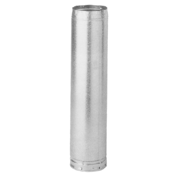 """PIPE B VENT 6""""x5' HART & COOLEY (4)"""
