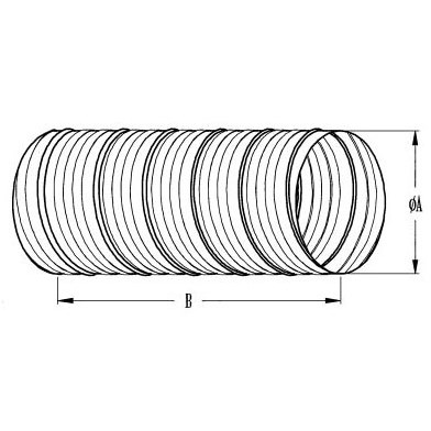 PIPE SPIRAL PCD 18inx10ft, item number: PCD-18