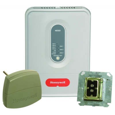 SYSTEM KIT TRUEZONE 2 HEAT 2 COOL HONEYWELL
