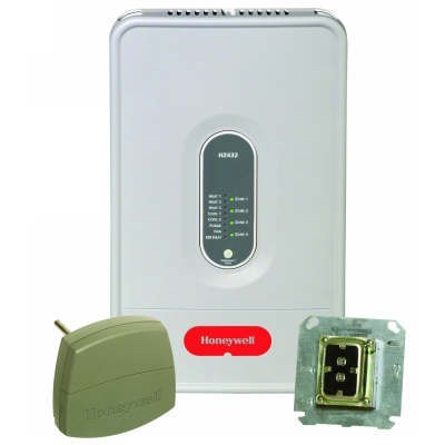 SYSTEM KIT TRUEZONE UNIVERSAL 3 HEAT 2 COOL HONEYWELL