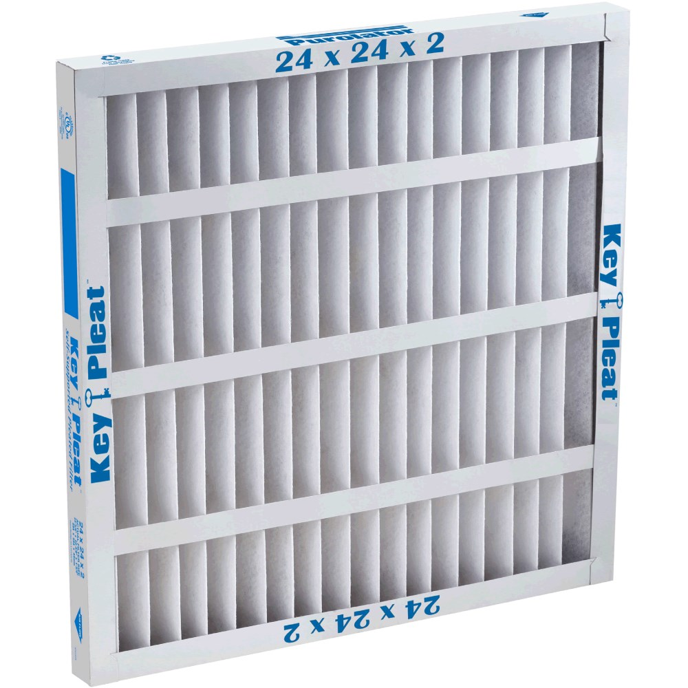 FILTER PLEATED 20inx20inx4in MERV 8 PUROLATOR (6), item number: 2000.042020