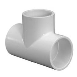 TEE PVC 3/4in (50), item number: C85403