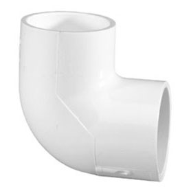 "ELBOW PVC 3/4"" 90 DEG (10)"