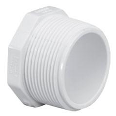 PLUG PVC 3/4in MPT (10), item number: C85157