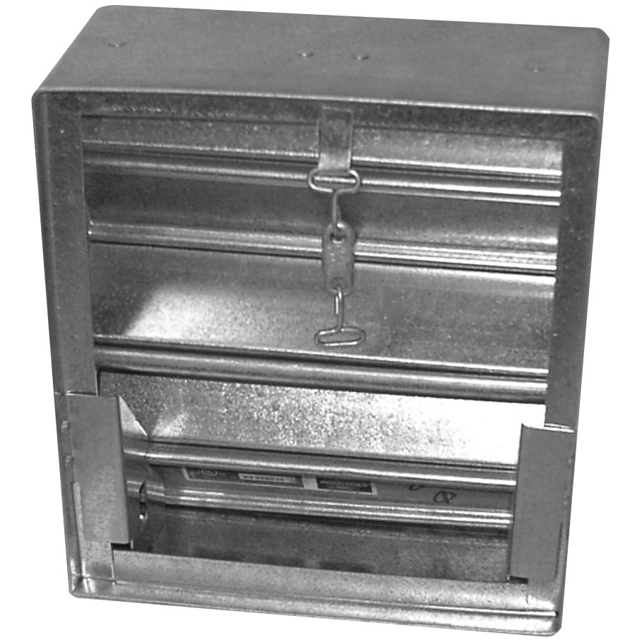 FIRE DAMPER HORIZONTAL 24inx18in LLOYD, item number: 150A-24X18