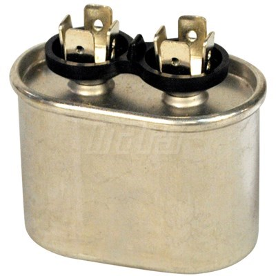 CAPACITOR RUN (12908) 10mfd 370v OVAL MARS, item number: M12008