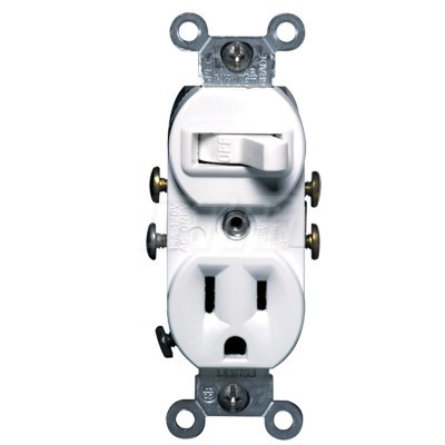 SWITCH TOGGLE & RECEPTACLE MARS (10), item number: M84799