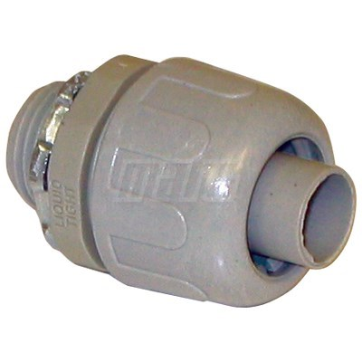 CONNECTOR FLEXIBLE NON METALLIC 1/2in STRAIGHT MARS, item number: M85016