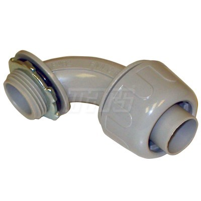 "CONNECTOR 1/2"" 90 DEGREE NON METALLIC MARS"
