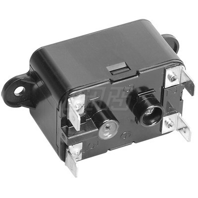 RELAY SPDT 24V CONTACT MARS (10)