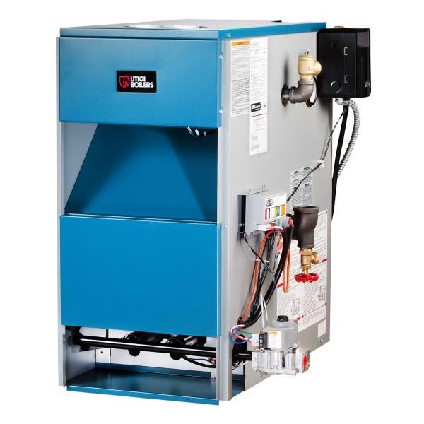 BOILER NAT GAS 100 mbh TACO 007E HYDROLEVEL CONTROL UTICA