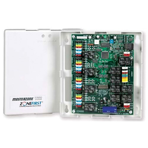 PANEL 4 ZONE ALL IN ONE CONTROL ZONEFIRST