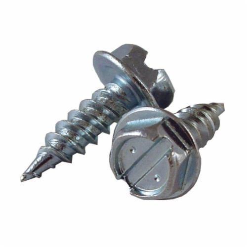 SCREW ZIP IN (500 PACK) 8x1in MALCO (10), item number: HW8X1Z-500