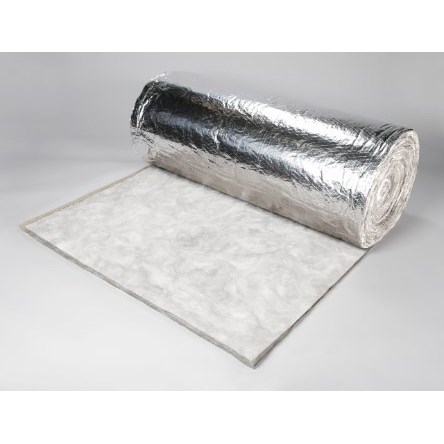 WRAP DUCT 2inx48inx75ft 3/4 lb TYPE 75 R6.5 MANVILLE (4), item number: FSKL-2