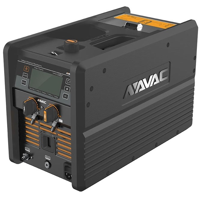 REFRIGERANT CHARGING MACHINE SMART 3-IN-1 NAVAC